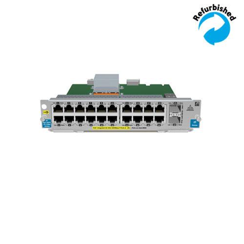 HP 20 port 10 GbE SFP+ zl v2 Module J9536A 0885631940853