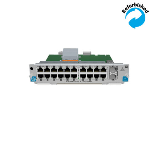 HP 20p port Gig-T / 2p 10 GbE SFP+ zl v2 Module J9548A 5054484179290