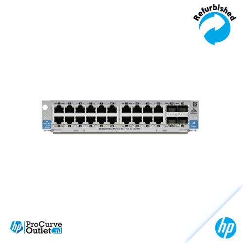 HP 20p port Gig-T / 4× SFP v2 zl Modul J9549A