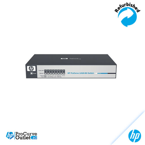 HP Switch ProCurve 1410-8G 8xGBit J9559A