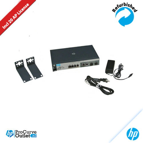 HP MSM720 Premium Mobility Controller w/20 Lic J9694A