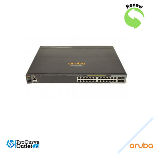 Aruba 2920-24G-PoE+ al Switch J9727AA 5711045977237