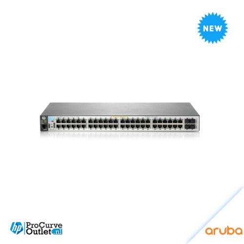 Aruba 2530-48G PoE+ 48xGBit/4xSFP/ J9772A