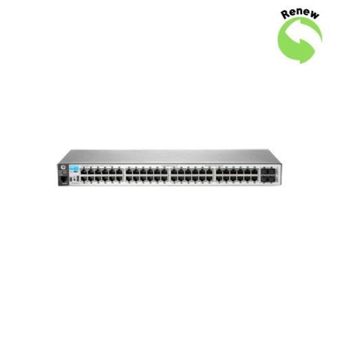 HP ProCurve 2530-48G 48 Port Gigabit Switch J9775AR 0886112458126