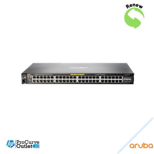 HP ProCurve 2530-48G 48 Port Gigabit Ethernet Switch J9775AR 886112458126