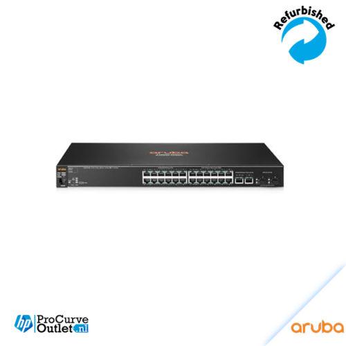 Aruba 2530-24 24x100MB/2xSFP J9782A