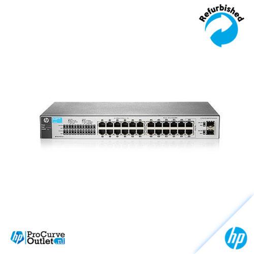 HP ProCurve 1810-24 24x 10/100Mbps Switch J9801A 887111109514
