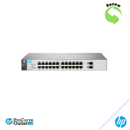 HP ProCurve 1810G-24 V2 24xGigabit Switch J9803A