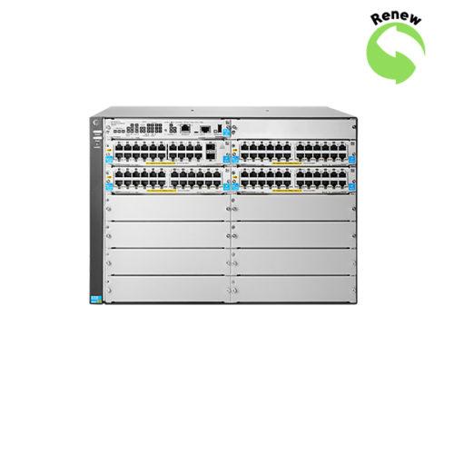 Aruba 5412R-92G-PoE+/2SFP+ (No PSU) v2 zl2 Switch J9825A