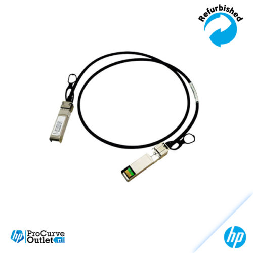 HP X240 10G SFP+ to SFP+ 1.2m DAC Kabel JD096B
