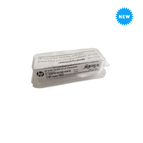 HP X120 1G SFP LC LX Transceiver JD119B 0885631249611