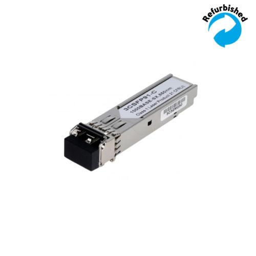 HP / 3Com 1000BASE-SX SFP Transceiver 3CSFP91 JD493A 4063403579869
