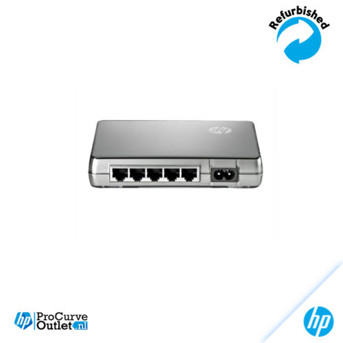 HP 1405-5 5x 10/100 Mbps Switch ( JD866A )