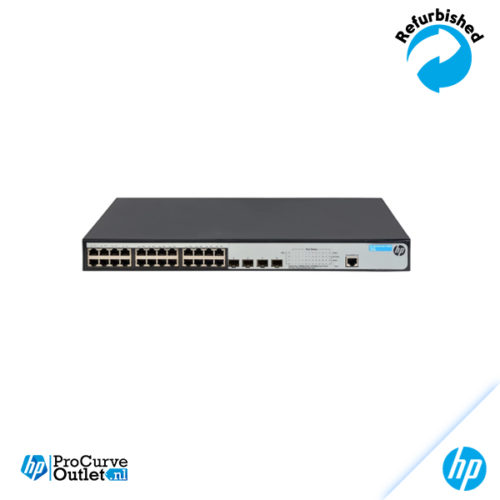 HPE OfficeConnect 1920 24G PoE+ 180W Switch JG925A