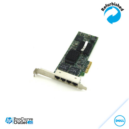 Dell Intel PRO/1000 VT Quad-Port PCI-e Gigabit YT674