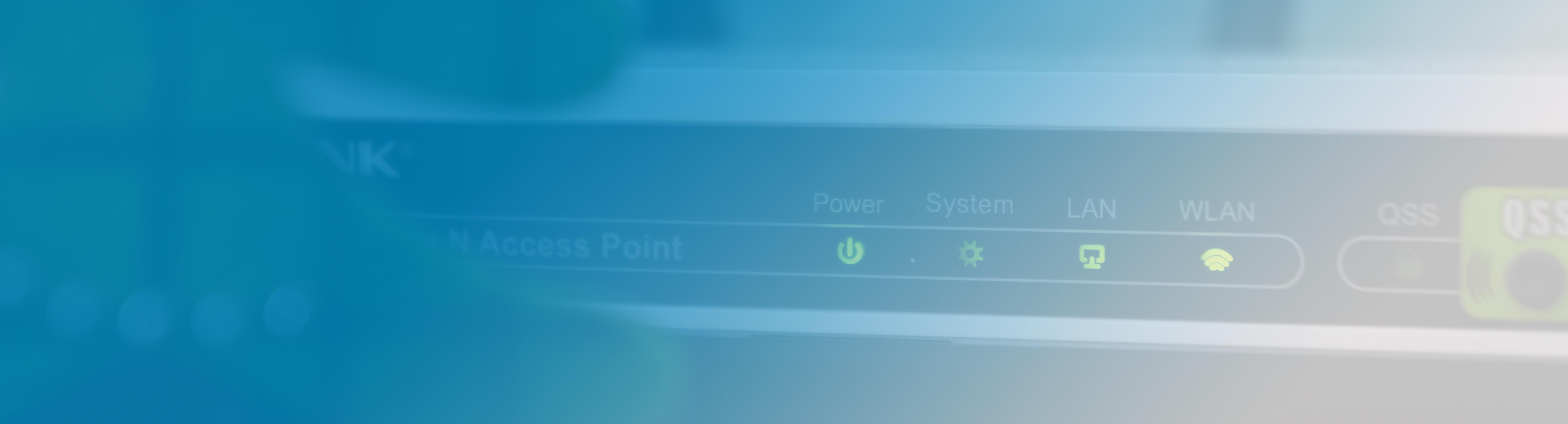 Acces Points zorgen voor een beter wifi bereik.